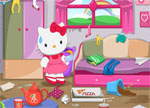 Decorating Games :: Hello Kitty House