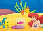Little Mermaid Fish Finder