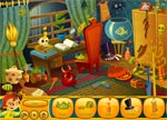 Messy Little Witch Hidden Object