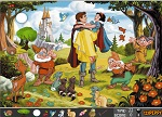 Snow White Hidden Object