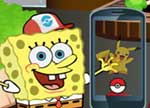 Hidden Object - SpongeBob Pokemon Go