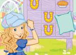 Holly Hobbie Games - Beanbag Toss