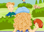 Holly Hobbie Games - Water Balloon Blast