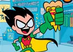 Teen Titans Snack Attack