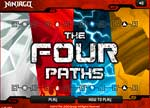 Ninjago The Four Paths