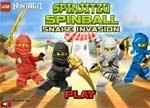 Ninjago Spinball Snake Invasion