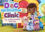 Doc McStuffins Games - McStuffins Clinic