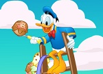 Donald Duck Scoops 'N Ladders