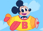 Mickey Mouse Lost Letter Adventures