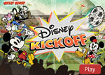 Mickey Mouse Kickoff