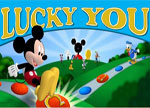 Mickey Mouse Lucky You