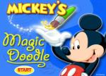 Mickey's Magic Doodle