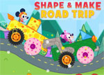 Mickey's Road Trip