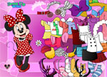 Minnie Dress Up Games