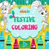 Festive Coloring