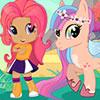 MLP My Little Pony Dress Up 2