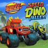Blaze Speed Into Dino Valley
