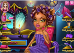 Clawdeen Real Makeover
