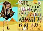Cleo de Nile Fashion