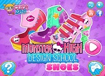 MH School Shoes