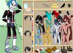 Monster High HooDude