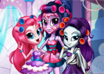 Canterlot Girls Makeover