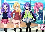 Equestria Girls Campus Style