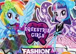 Equestria Fashion Dress Up Games