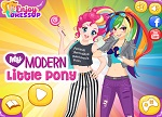 Modern Little Pony