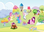 Decorating Games :: Ponyland Decoration