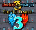 Platform Games :: FireBoy and WaterGirl Ice Temple 3