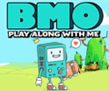 Adventure Time BMO Play Along With Me Game