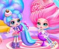 Cotton Candy Hair Salon