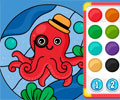 Creative Coloring Game