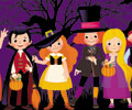 Halloween Kids Puzzle Game