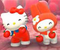 Hello Kitty Video Puzzle