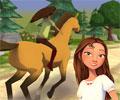 Spirit Horse Riding Game
