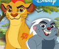 Disney Lion Guard Assemble Game