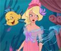 Mermaid Princess Dress Up Game