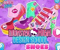 Monster High Games :: MH School Shoes Design