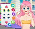 My Manga Avatar Makeover Game For Girls