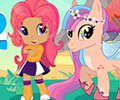 MLP Pony Dress Up 2