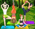 Princess Games ::  Princess Yoga