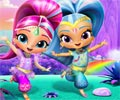 Shimmer and Shine Rainbow Waterfall Adventure