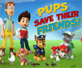 Paw Patrol Pups Save Their Friends