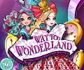 Ever After High Games Games :: Wonderland Adventure