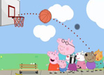 Peppa Basketball