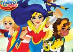 DC  Super Hero Girls Flight School