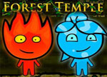Fireboy & Watergirl Forest Temple 3