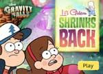 Gravity Falls Lil Gideon Shrinks Back